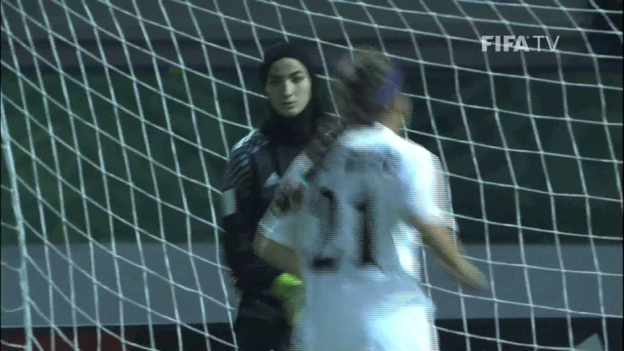 Match 9: Jordan v Mexico - FIFA U17 Women's World Cup 2016