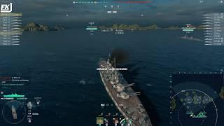 World of Warships - Royal Thunder