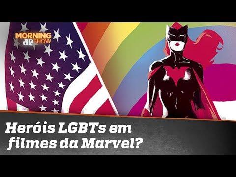 Heróis LGBTs Em Filmes Da Marvel? Vai Acontecer!
