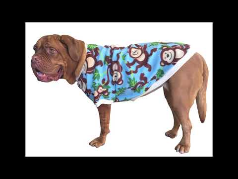 Big Dog 'Cute Monkey' Dog Pajama