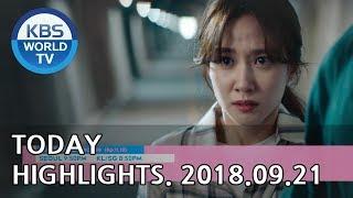 Today Highlights-K-RUSH 3/Sunny Again Tomorrow E86/The Ghost Detective E11-12[2018.09.21]