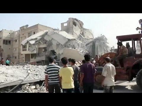 Suriye'ye ait savaş uçağı Türkiye...