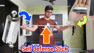 Self defense stick Unboxing and Review in Hindi 2021 Creator yogesh