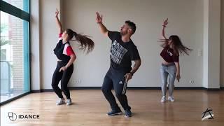 """Dopebwoy """"Afstand"""" // Ivan Li Villegas Choreography"""
