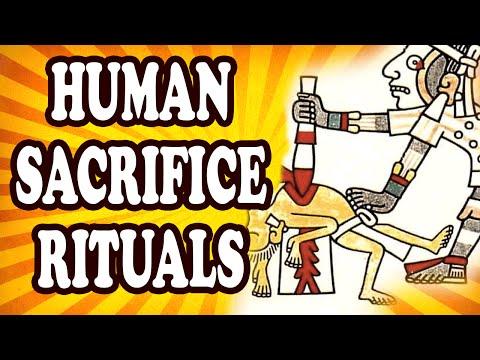 Top 10 Ancient Cultures That Practiced Ritual Human Sacrifice
