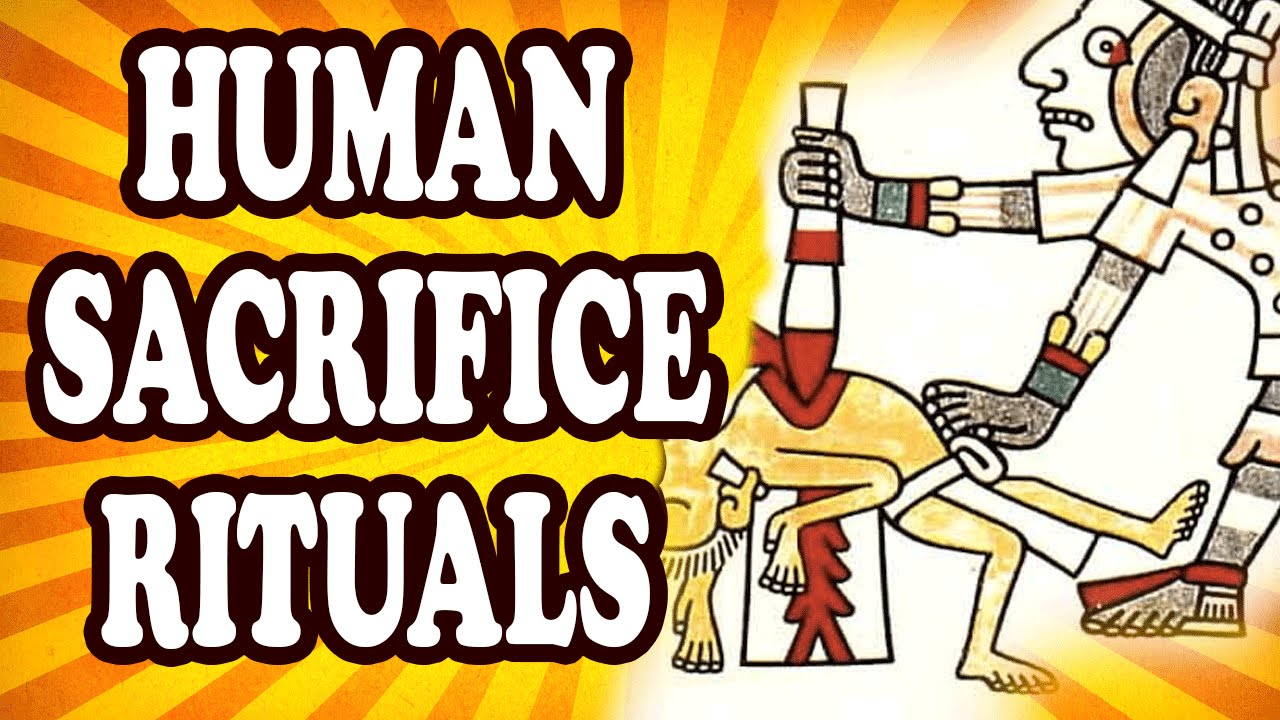 ritual human sacrifice Warning: the information that follows contains details that may be upsetting for those with a history of ritual abuse the title of this post sounds sensational, like a weekly world news.