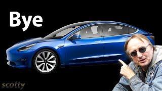 Here's Why Tesla is Leaving America