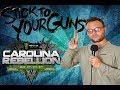 Capture de la vidéo Interview With Stick To Your Guns (Jesse Barnett) Carolina Rebellion 2018- Soundlinktv