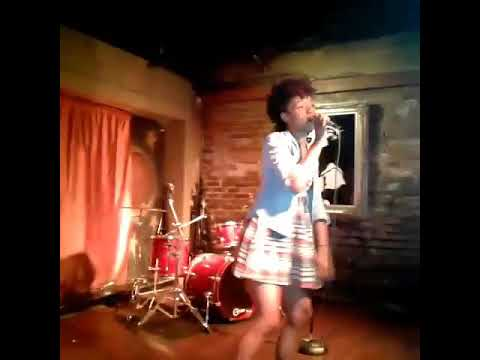 """""""Dope"""" performance at Apache Cafe """"Exposure OpenMic"""""""