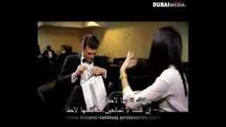 Kıvanç Tatlıtuğ & Kelebeğin Ruyası Team In Mashaheer ( Part 1 ) - March 22, 2013