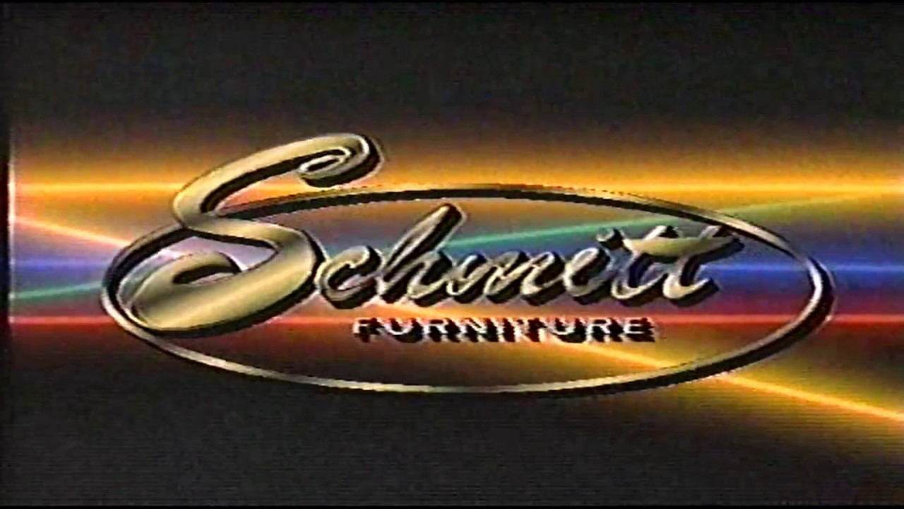 1990s Schmitt Furniture Commercial New Albany In