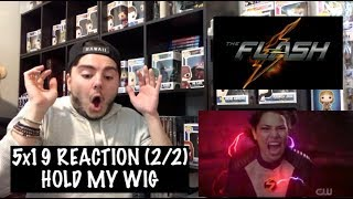 THE FLASH - 5x19 'SNOW PACK' REACTION (2/2)