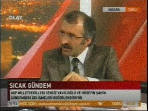 Dr.Cengiz YAVİLİOĞLU Olay TV 'de ''Sıcak Gündem''  Programında 20.02.2014