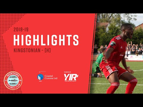 Highlights: Worthing 3 - 1 Kingstonian