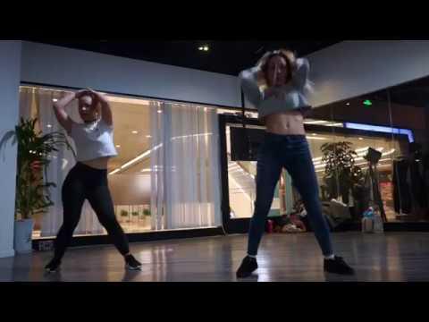 Chris Brown - Bite my tongue ||  shugarimma dancehall class