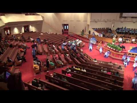 Saint Philip Holy Dance Ministry 2016