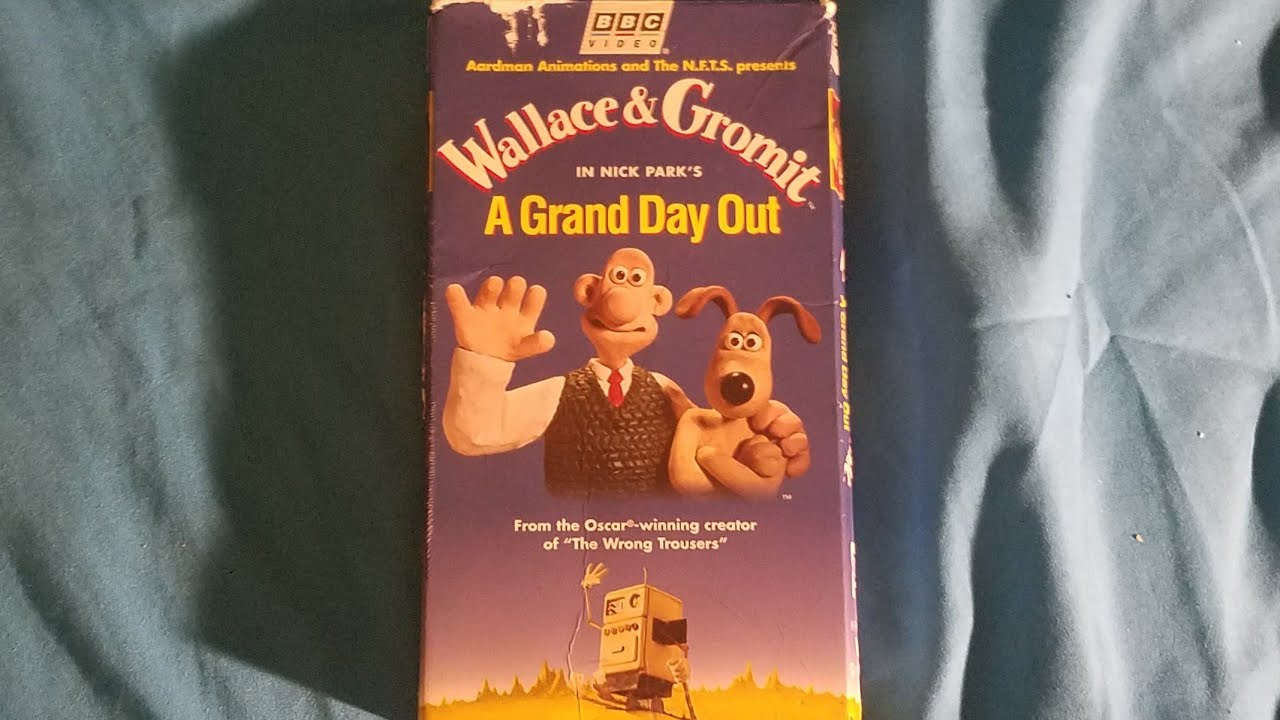 Download Wallace & Gromit a grand day out (360 video)