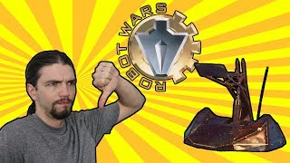 Extreme Or Extremely Lame? - Robot Wars Extreme LIVE REVIEW S2 E1
