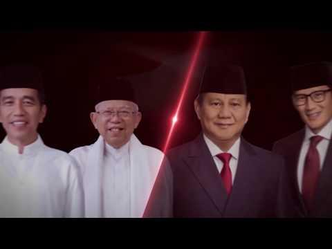 MALAM INI! Simak Keseruan Debat Pertama Pilpres 2019 Pukul 19.15 WIB