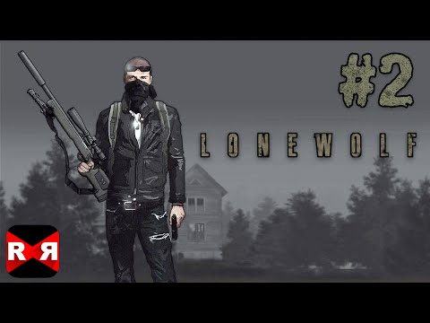 LONEWOLF Chapter 3 (By FDG Mobile Games) - iOS / Android - Walkthrough Gameplay