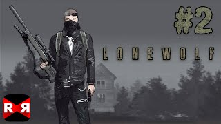 LONEWOLF Chapter 4 (By FDG Mobile Games) - iOS / Android - Walkthrough Gameplay