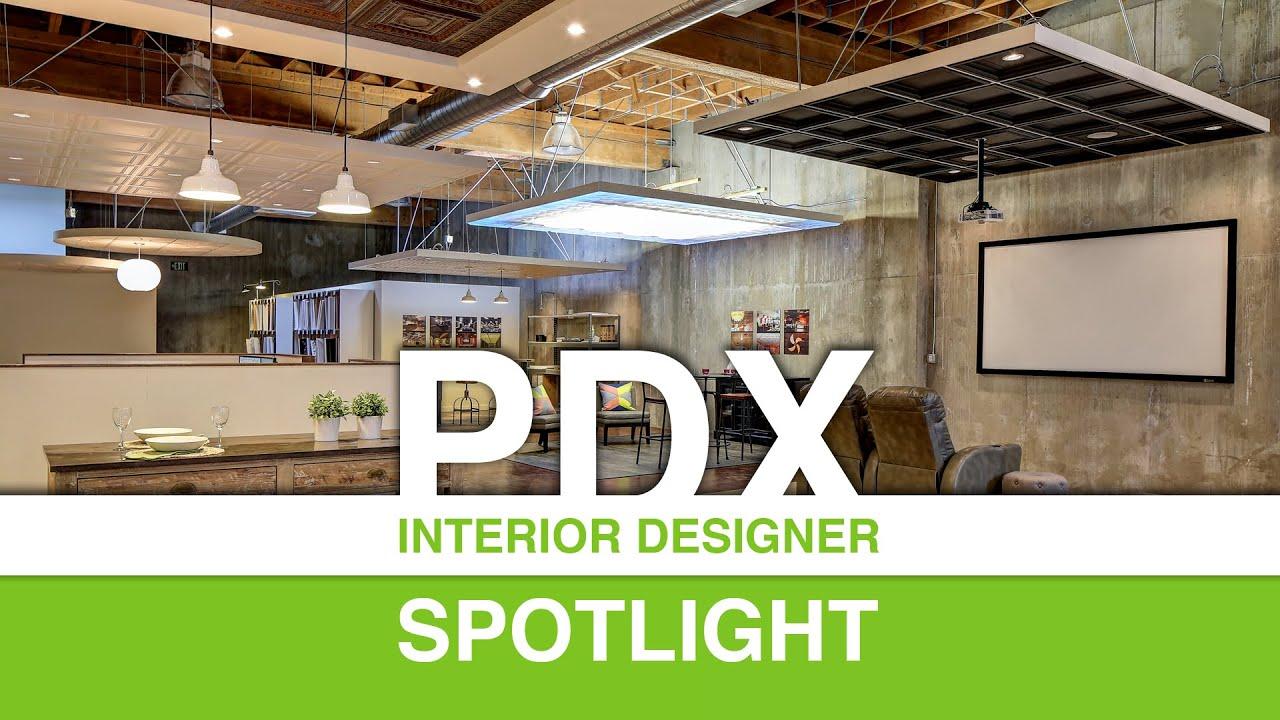 Portland Interior Designer Spotlight Series - Episode 2 - YouTube