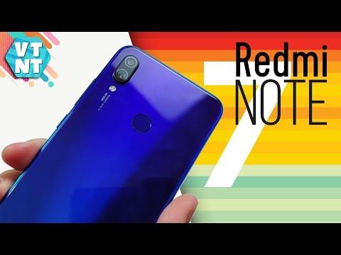 Redmi Note 7 Обзор. Стоит ли покупать?