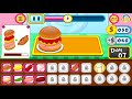 Best Games for Kids- Burger Shop Fast Food #6 8