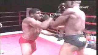 Anderson Silva vs Jose Barreto Meca World Vale Tudo 2