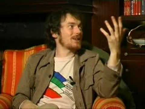 Interview Damien Rice (Part 1/2)