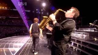 Take That - The Ultimate Tour 2006 (LIVE @ City Of Manchester Stadium)