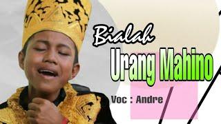 Lagu Slow Rock Minang - Bialah Urang Mahino - Andre - (Official Music Video) -