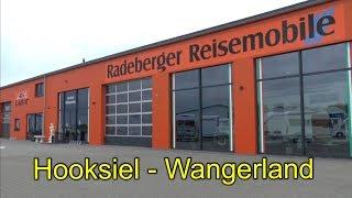Radeberger Reisemobile Hooksiel / womoclick.de