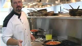 Baked Chicken Parmesan & Rustic Marinara