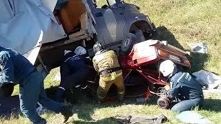 16.05.2018 ДТП на трассе Ижевск - Воткинск. 3 погибли (Удмуртия)