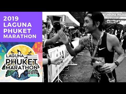 2019 Laguna Phuket Marathon || Run Thailand