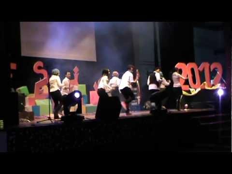 Love on top - Opening + Gimik FESTIK 2012