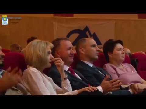 Рабочий визит в г. Ясный врио Губернатора Оренбургской области Дениса Паслера