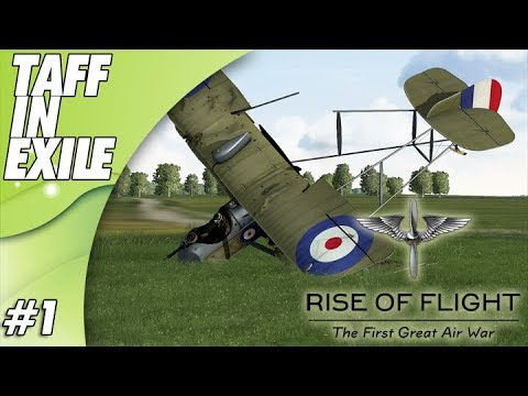 Rise of Flight | Career | No. 29 Sq | E1 |  Channel Map