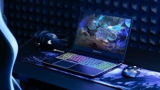 نظرة على حاسبات Acer Predator Helios و Triton الجديدة كليّا!