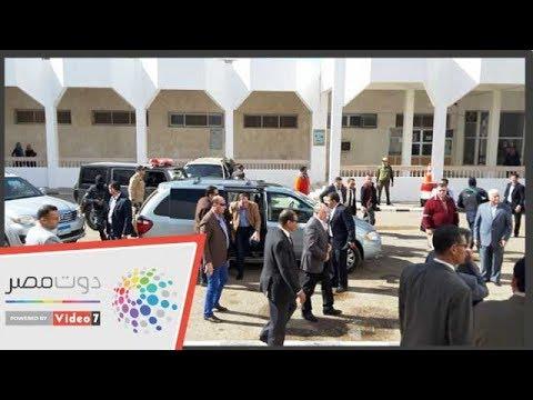 وزير البترول يصل أسيوط لتفقد عددا من المشروعات البترولية  - نشر قبل 19 دقيقة