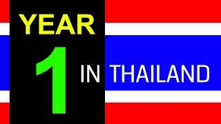 Real Thai Life | My first year living in Thailand (AMAZING)