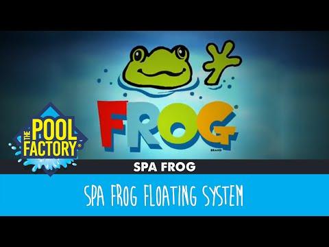 Spa Frog Floating System