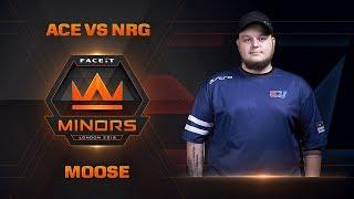Moose Insane Ace vs NRG - Highlight (Americas Minor 2018)