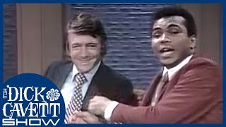 Why Does Muhammad Ali Insult Everyone He Fights? | The Dick Cavett Show