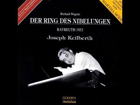 Rheingold Bayreuth 1953 ( primer ciclo) Joseph Keilberth