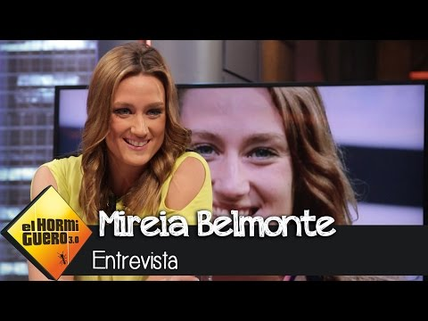 Entrevista a Mireia Belmonte en 'El Hormiguero 3.0' thumbnail
