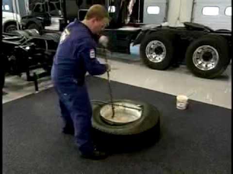Truck Tire  Mounting Procedures (Part 1)
