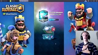 Legendarische Kist Clash Royale Chest Opening