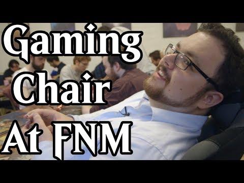 Songmics Gaming Chair at Friday Night Magic